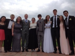The whole gang (minus a few)