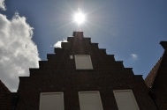 I am in love with Dutch architecture. It is so unique to the country.