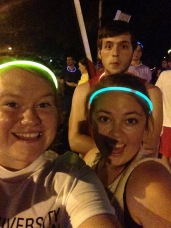 Midnight Howl and Run with Kelly and Trevor.