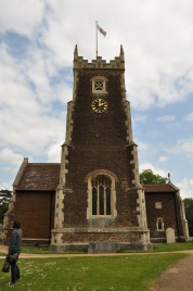 The church that the Queen attends when in Sandringham.
