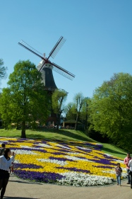 Mühle am Wall, a windmill in Wallanlagen Park.