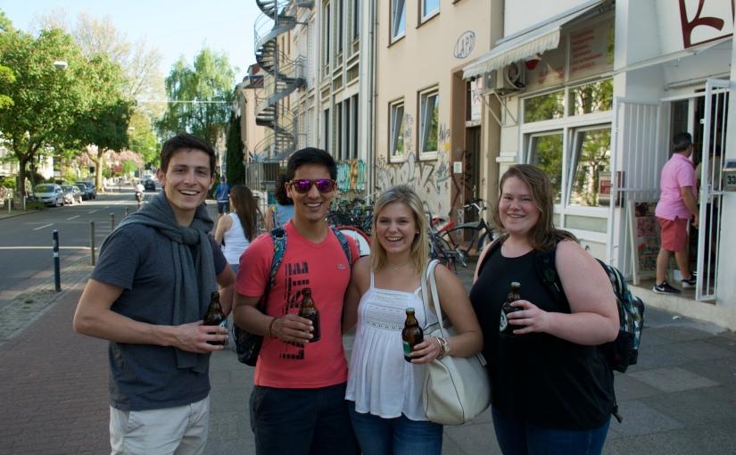 Europe Trip 2016 || Day 1: Bremen,Germany
