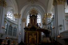 St. Martin's Lutheran Church inside