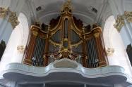 St. Martin's Lutheran Church organ