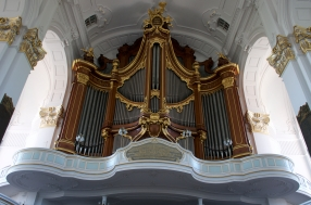 St. Martin's Lutheran Church organ