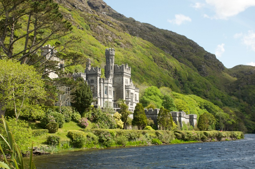 Europe Trip 2016 || Day 17: Kylemore Abbey