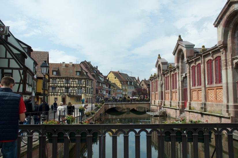 Europe Trip 2016 || Day 9: Colmar,France