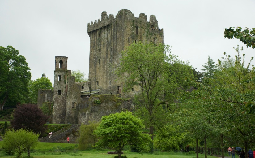 Europe Trip 2016 || Day 13: Blarney Castle and Bantry,Ireland