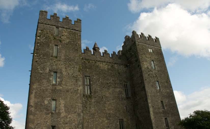 Europe Trip 2016 || Day 15: Bunratty, Limerick,Ennis