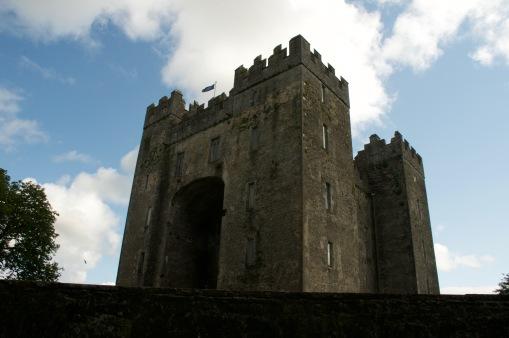 Bunratty Castle.