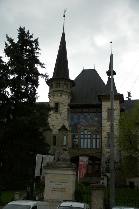 This super cute history museum looks like something out of a fairytale.