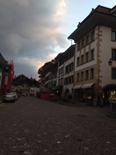 The small town that we went to after dinner. Again, such a quaint cute little town.