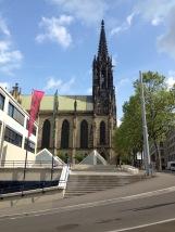 A church in Basel