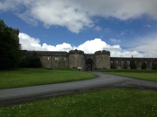 Glenstal Abbey (Marco's school is absolutely beautiful)