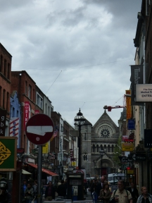 Streets of Dublin