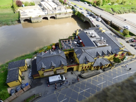 Durty Nelly's from above.