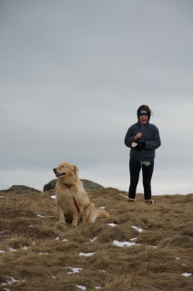 My sister joined me on a cloudy snow day to Roan Mountain, an all-time favorite of mine.