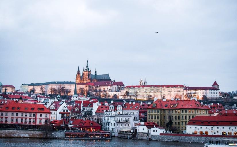 A Semester in Prague: Week1
